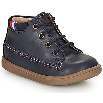 Skor Flickor Boots GBB FRANCETTE Marin