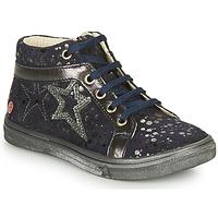 Skor Flickor Höga sneakers GBB NAVETTE Marin