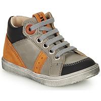 Skor Pojkar Höga sneakers GBB ANGELITO Orange