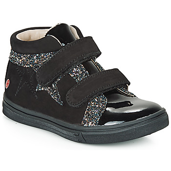 Skor Flickor Höga sneakers GBB OHANE Svart