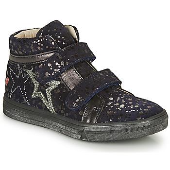 Skor Flickor Höga sneakers GBB OHANE Marin