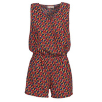 textil Dam Uniform Moony Mood KETTELLE Röd / Flerfärgad