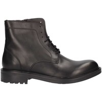 Skor Herr Boots L'homme National 505 Black