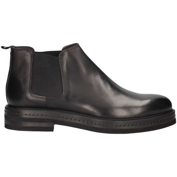 Skor Herr Boots L'homme National 456 Black