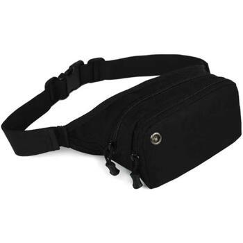 Väskor Midjeväskor Ienjoy Magväskan i svart, 24x11x6 cm Svart