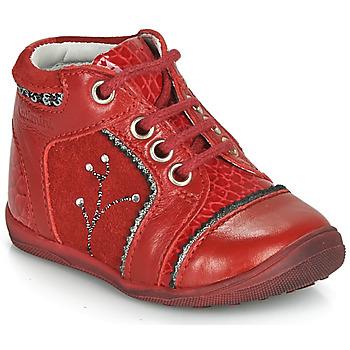 Skor Flickor Boots Catimini CALINE Röd