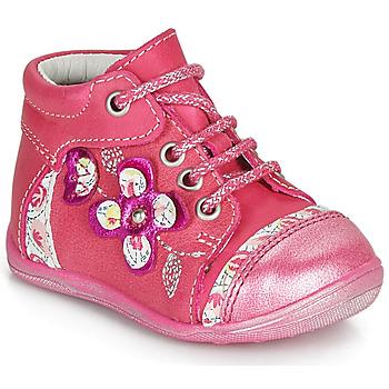 Skor Flickor Boots Catimini CYLENE Rosa