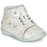 Skor Flickor Boots GBB MAE Vit