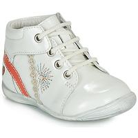 Skor Flickor Boots GBB MELANIE Vit