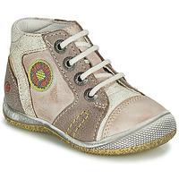 Skor Pojkar Boots GBB MONTGOMERY Beige
