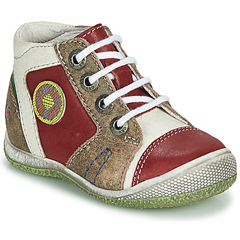 Skor Pojkar Boots GBB MONTGOMERY Röd