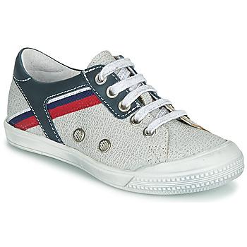 Skor Pojkar Sneakers Ramdam KAGOSHIMA Vit / Blå