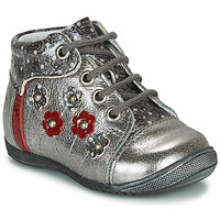 Skor Flickor Boots GBB NAYANA Silver