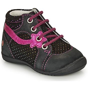 Skor Flickor Boots GBB NOEMIE Svart