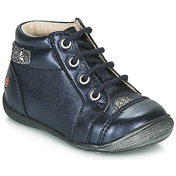 Skor Flickor Boots GBB NICOLE Marin / Silver