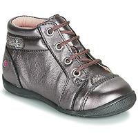 Skor Flickor Boots GBB NICOLE Violett / Rosa