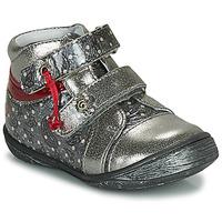 Skor Flickor Boots GBB NICOLINE Silver