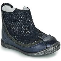 Skor Flickor Boots Ikks SCARLET Marin