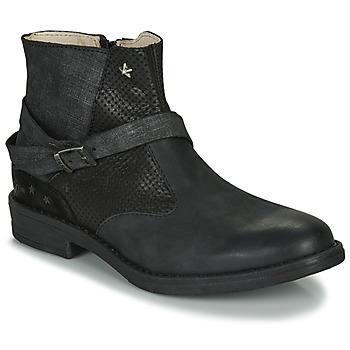 Skor Flickor Boots Ikks JANE Svart
