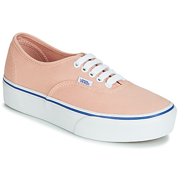 Skor Dam Sneakers Vans AUTHENTIC PLATFORM 2.0 Rosa