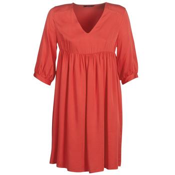 textil Dam Korta klänningar Only ONLVICTORIA Röd