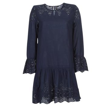 textil Dam Korta klänningar Only ONLALBERTHE Marin