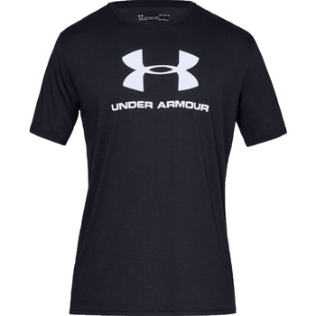 textil Herr T-shirts Under Armour Sportstyle Logo Tee 1329590-001