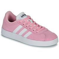 Skor Barn Sneakers adidas Originals VL COURT K ROSE Rosa