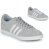 Skor Dam Sneakers adidas Originals COURTSET GRIS Grå
