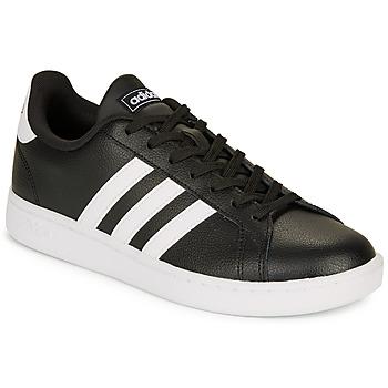 Skor Herr Sneakers adidas Originals GD COURT NR HO Svart