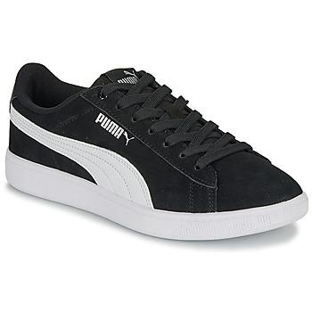 Skor Dam Sneakers Puma VIKKY V2 NOIR Svart