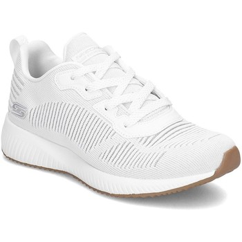 Skor Dam Sneakers Skechers Glam League Vit