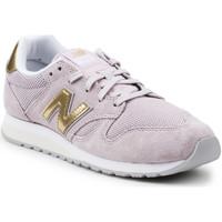 Skor Dam Sneakers New Balance WL520GDC pink