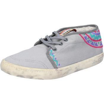 Skor Dam Sneakers Date AP518 Grå