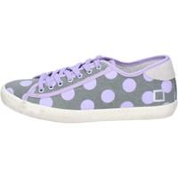 Skor Dam Sneakers Date AP561 Grå