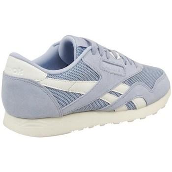 Skor Dam Sneakers Reebok Sport CL Nylon Mesh M Blå