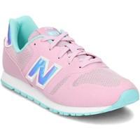 Skor Dam Sneakers New Balance 373 Rosa