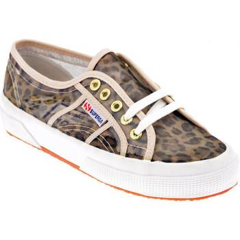 Skor Dam Sneakers Superga  Brun