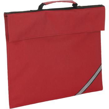 Väskor Portföljer Sols OXFORD DOCUMENTS Rojo