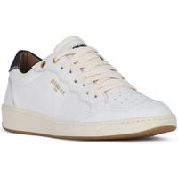 Skor Herr Sneakers Blauer MURRAY 01 WHITE Bianco