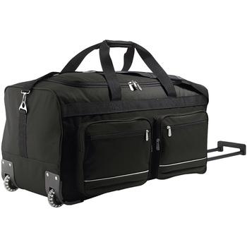 Väskor Mjuka resväskor Sols VOYAGER BIG TRAVEL Negro
