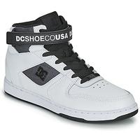 Skor Herr Höga sneakers DC Shoes PENSFORD SE Vit / Svart