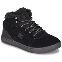 Skor Barn Höga sneakers DC Shoes CRISIS HIGH WNT Svart
