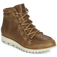 Skor Dam Boots Sorel HARLOW LACE Cognac