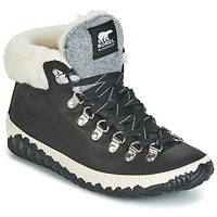 Skor Dam Boots Sorel OUT N ABOUT PLUS CONQUEST Svart