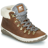 Skor Dam Boots Sorel OUT N ABOUT PLUS CONQUEST Brun