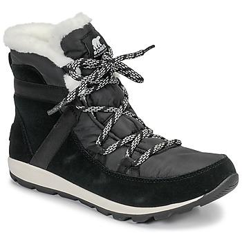 Skor Dam Boots Sorel WHITNEY FLURRY Svart