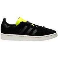 Skor Herr Sneakers adidas Originals Campus Svarta