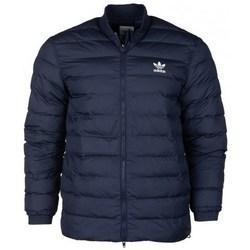 textil Herr Täckjackor adidas Originals Originals Superstar Outdoor Blå
