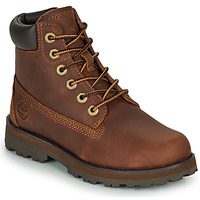 Skor Barn Boots Timberland COURMA KID TRADITIONAL6IN Brun
